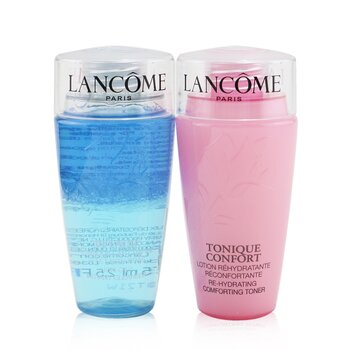 My Cleansing Must-Haves Set: Bi-Facil 75ml + Confort Tonique 75ml  2pcs