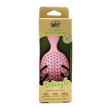 Go Green Mini Detangler - # Pink  1pc