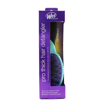 Pro Thick Hair Detangler - # Purist Blue  1pc