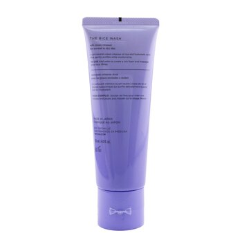 The Rice Wash - Soft Cream Cleanser (For Normal To Dry Skin) 120ml/4oz