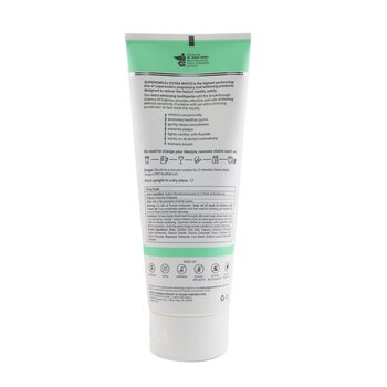 Extra White Professional Extra Whitening Toothpaste - Triple Mint  198.5g/7oz