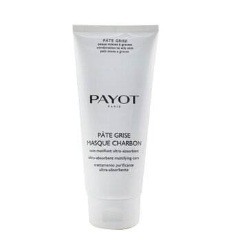 Pate Grise Masque Charbon - Ultra-Absorbent Mattifying Care (Salon Size)  200ml/6.7oz