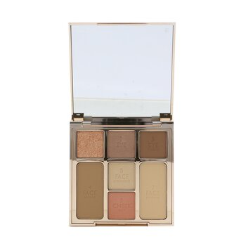 Instant Look Of Love Look In A Palette (1x Powder, 1x Blush, 1x Highlight, 1x Bronzer, 3x Eye Color)  21.5g/0.75oz