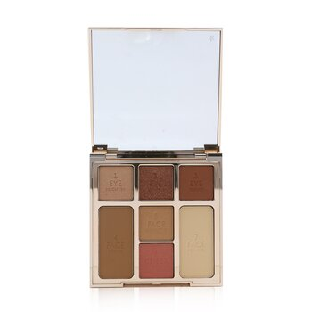 Instant Look Of Love Look In A Palette (Powder+Blush+Highlight+Bronzer+3x Eye Color)  21.5g/0.75oz