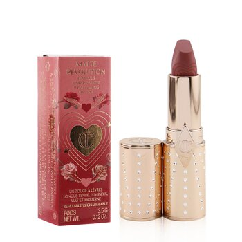 Matte Revolution Refillable Lipstick (Look Of Love Collection)  3.5g/0.12oz