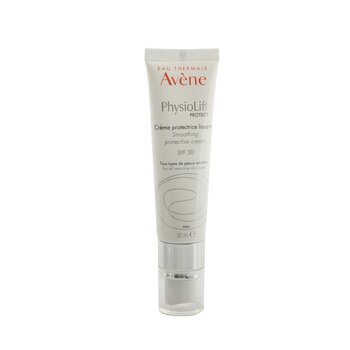 PhysioLift PROTECT Smoothing Protective Cream SPF 30 - For All Sensitive Skin Types  30ml/1oz