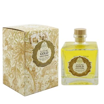 Luxury Room Diffuser - Gold  500ml/16.9oz