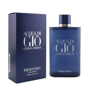Acqua Di Gio Profondo Eau De Parfum Spray  200ml/6.7oz