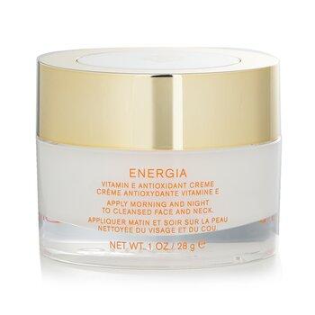 Energia Vitamin E Antioxidant Creme (Unboxed)  28g/1oz