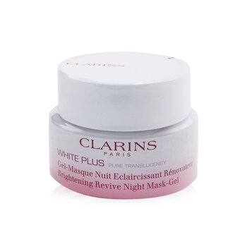 White Plus Pure Translucency Brightening Revive Night Mask-Gel  50ml/1.7oz