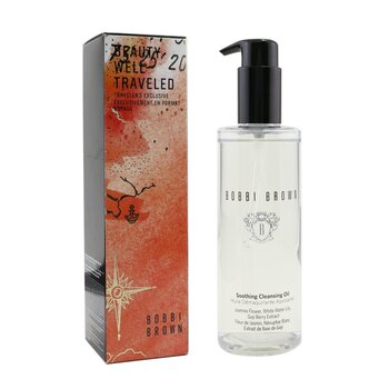 Soothing Cleansing Oil (Limited Edition)  200ml/6.7oz