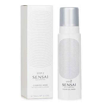 Sensai Silky Purifying Clean Gel Wash (Step 2)  145ml/4.9oz