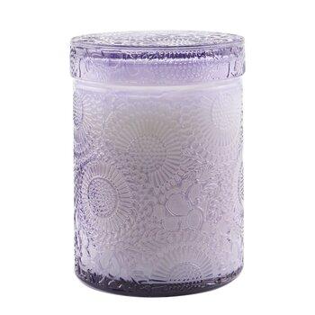 Small Jar Candle - Apple Blue Clover 156g/5.5oz