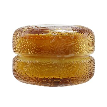 Macaron Candle - Baltic Amber  5.1g/1.8oz