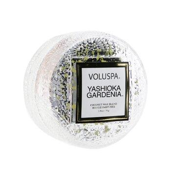 Macaron Candle - Yashioka Gardenia  51g/1.8oz