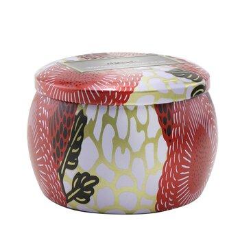 Mini Tin Candle - Spiced Goji Tarocco Orange  113g/4oz