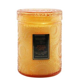 Small Jar Candle - Spiced Pumpkin Latte  156g/5.5oz