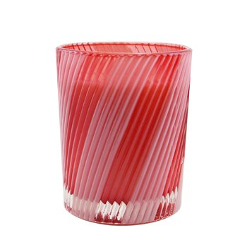 Classic Candle - Crushed Candy Cane  184g/6.5oz