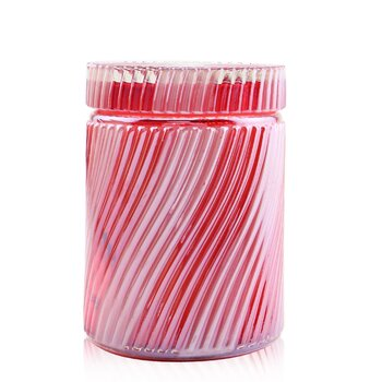 Small Jar Candle - Crushed Candy Cane 170g/6oz