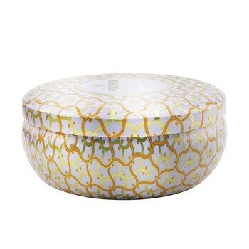 3 Wick Decorative Tin Candle - Italian Bellini  340g/12oz