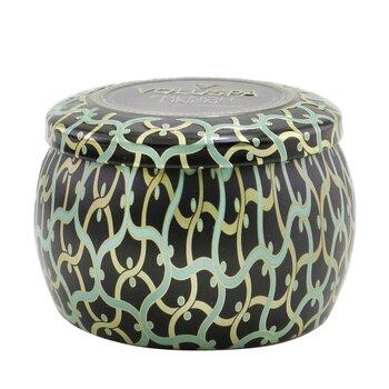 Mini Tin Candle - French Linen  113g/4oz