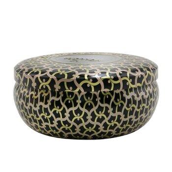 3 Wick Decorative Tin Candle - Ambre Lumiere  340g/12oz