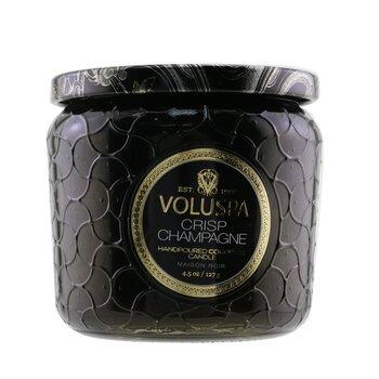 Petite Jar Candle - Crisp Champagne  127g/4.5oz