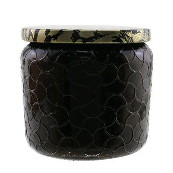 Petite Jar Candle - Suede Noir  127g/4.5oz