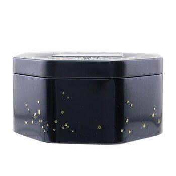 3 Wick Octagon Tin Candle - Makassar Ebony & Peach  340g/12oz