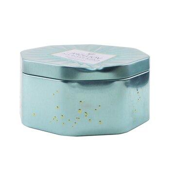 3 Wick Octagon Tin Candle - Casa Pacifica  340g/12oz