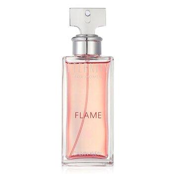 Eternity Flame Eau De Parfum Spray  100ml/3.4oz