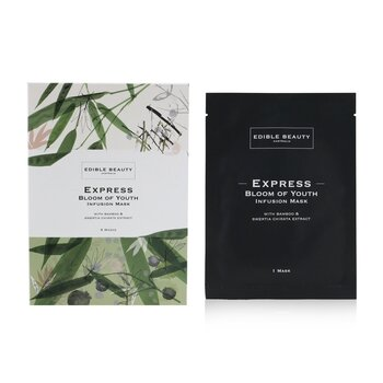 Express Bloom Of Youth Infusion Mask (Exp. Date: 12/2021)  5sheets