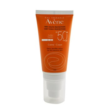 Very High Protection Cream SPF 50+ - For Dry Sensitive Skin (Unboxed)  50ml/1.7oz