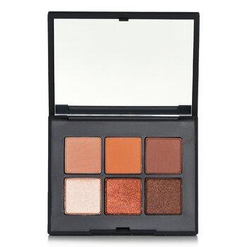 Voyageur Eyeshadow Palette (6x Eyeshadow)  6x0.6g/0.02oz