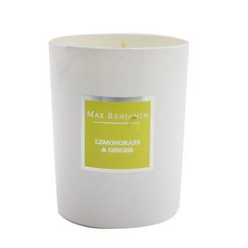 Candle - Lemongrass & Ginger  190g/6.5oz