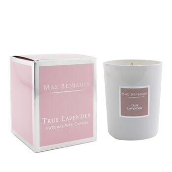 Candle - True Lavender  190g/6.5oz