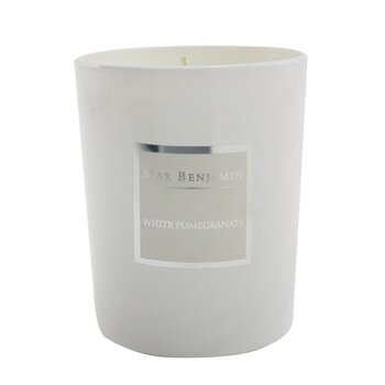 Candle - White Pomegranate  190g/6.5oz