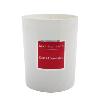 Candle - Rose & Champagne  190g/6.5oz