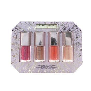 Glossy Posse: Mini Gloss Bomb Collection (Holo'Daze Edition) (4x Mini Gloss Bomb)  4x5.5ml/0.18oz