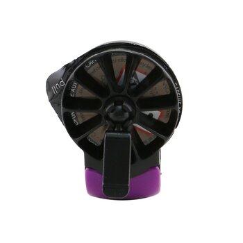 Go Car Air Freshener - Sandalo Bergamotto (Purple Case)  4g/0.14oz