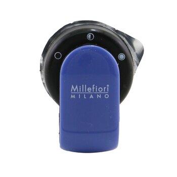 Go Car Air Freshener - Sandalo Bergamotto (Blue Case)  4g/0.14oz