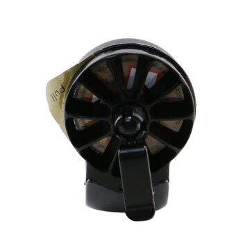 Go Car Air Freshener - Sandalo Bergamotto (Grey Case)  4g/0.14oz