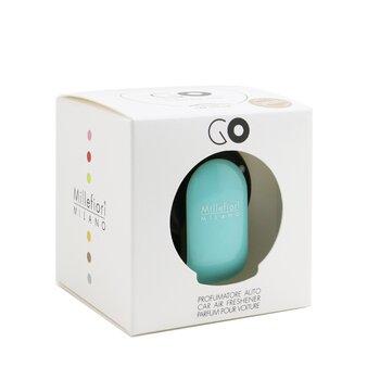 Go Car Air Freshener - Sandalo Bergamotto (Acquamarine Case)  4g/0.14oz