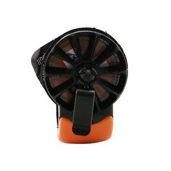 Go Car Air Freshener - Sandalo Bergamotto (Orange Case)  4g/0.14oz