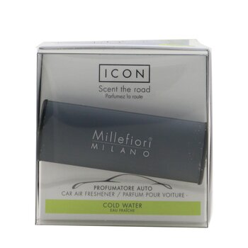 Icon Classic Car Air Freshener - Cold Water  1pc