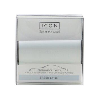 Icon Classic Car Air Freshener - Silver Spirit  1pc