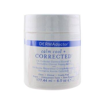 Calm Cool + Corrected 1% Colloidal Oatmeal Eczema + Dermatitis Clinical Repair Balm  177.44ml/6oz
