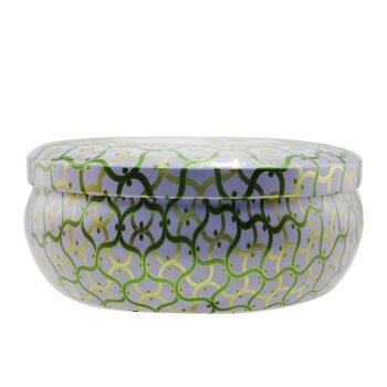 3 Wick Decorative Tin Candle - Moroccan Mint Tea  340g/12oz