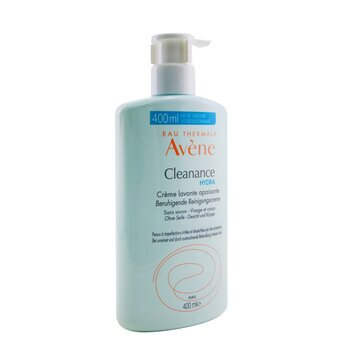 Cleanance HYDRA Soothing Cleansing Cream  400ml/13.3oz