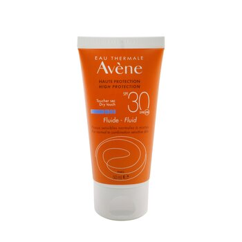 High Protection Fluid SPF 30 - For Normal to Combination Sensitive Skin  50ml/1.7oz